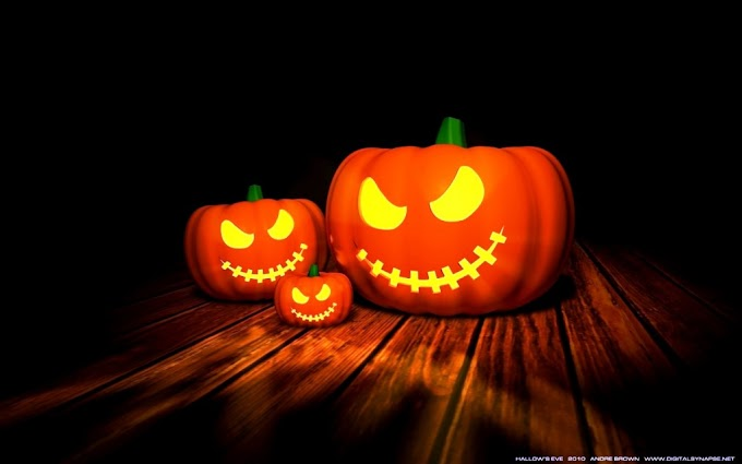 Sfondi Halloween HD Wallpapers In Alta Risoluzione