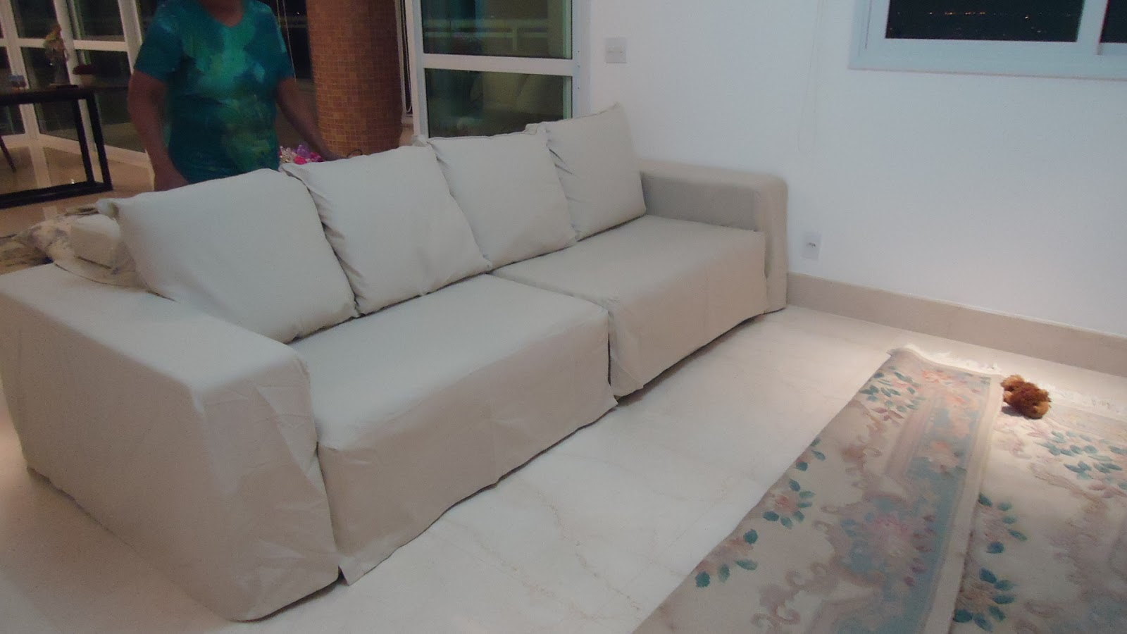 Menor Preco Em Sofa Estofado 3 Lugares No Buscape