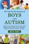 101 Tips for the Parents with boys with Autism cover