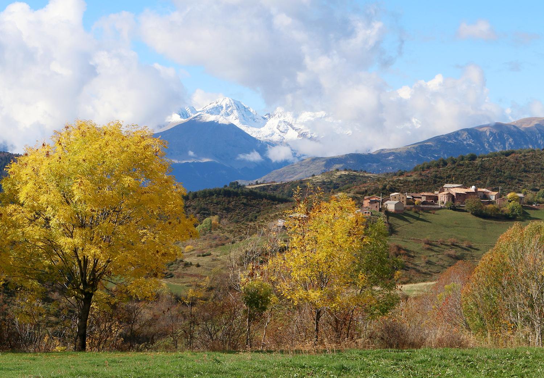 Snow in Spain
