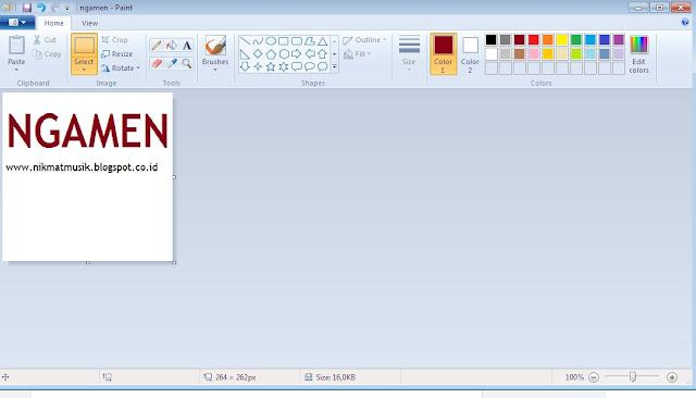 Cara Membuat Cover Image Di File MP3