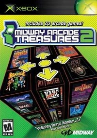 Midway Arcade Treasures 2 original xbox