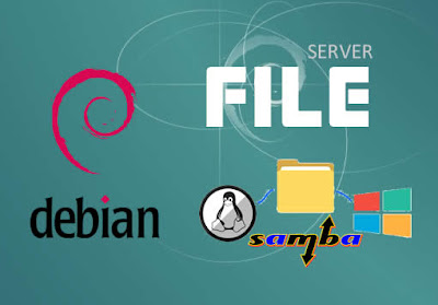 Cara mudah mengkonfigurasi Samba server di Debian 8