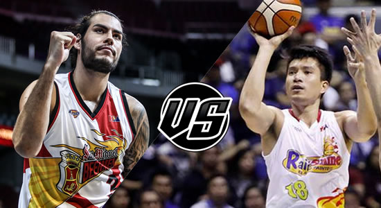Live Streaming List: SMB vs Rain or Shine 2018 PBA Governors' Cup