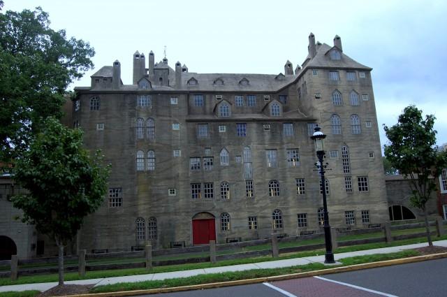 Музей Мерсера, Пенсильвания (Merser Museum, Doylestown, PA)
