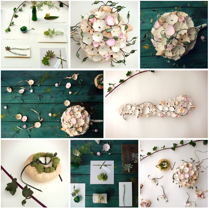 Matrimonio Tema Green : Eco wedding design idee per un matrimonio green in stile