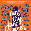 Nice Try, Jane Sinner by Lianne Oelke ~ #BookReview @NetGalley