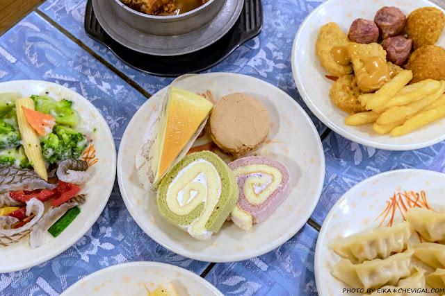 MG 3232 - 大象牛排吃到飽,超豐富沙拉吧任你吃,排餐表現普通,但是假日依然滿滿滿~
