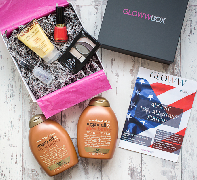 Glowwbox | August 2015