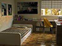 Tips Hiasan Dinding Agar Betah Di Kamar Tidur