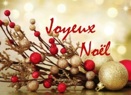 merry christmas in french. Black Bedroom Furniture Sets. Home Design Ideas
