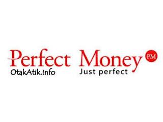 Cara Jual Dollar (USD) Perfect Money Ke Rupiah (IDR) di Exchanger Lokal Terpercaya