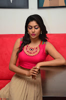 Akshita super cute Pink Choli at south indian thalis and filmy breakfast in Filmy Junction inaguration by Gopichand ~  Exclusive 101.JPG