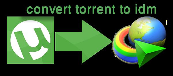 cara memindahkan download dari utorrent ke idm