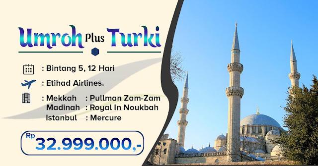 Paket Turki 2019