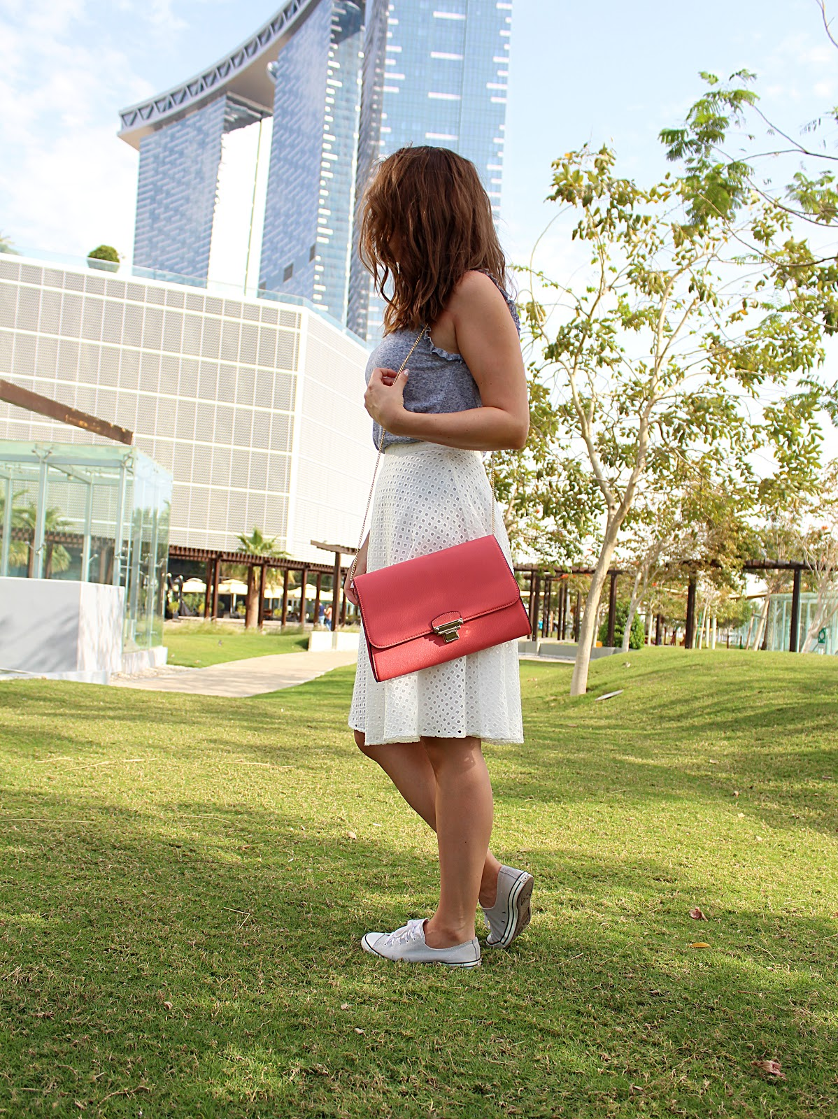 Life in Excess Blog - OOTD Converse Style