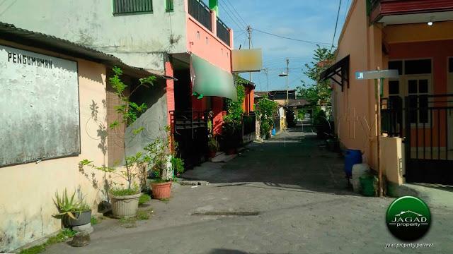 Rumah dalam Perumnas Minomartani dekat Kampus AMIKOM