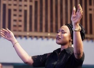 Tonto Dikeh Goes Spiritual Again (Photo)