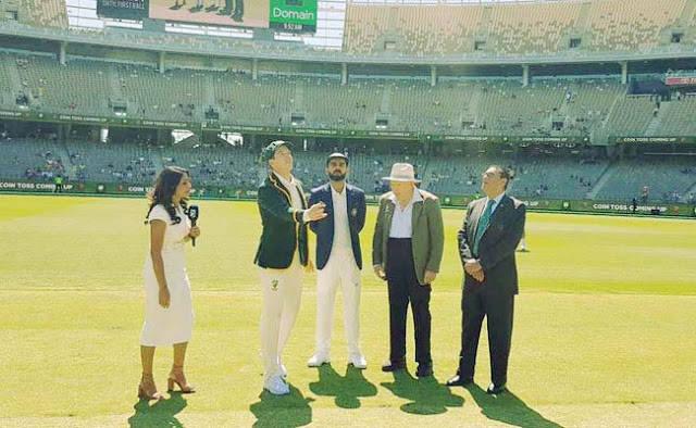 AUS vs IND, 2nd Test: पहले ही दिन कोहली कर बैठे 'विराट' गलत