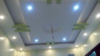 Sử dụng trần thạch cao trong thiết kế văn phòng công ty