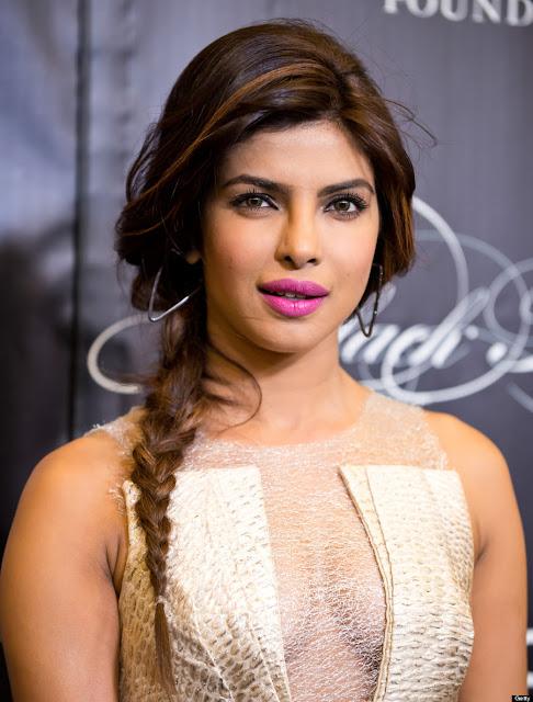 Priyanka Chopra salah satu wanita paling cantik dan seksi di tahun 2015