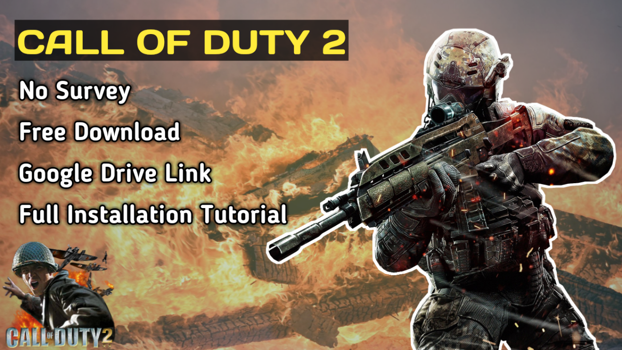 call of duty 2 download free full version