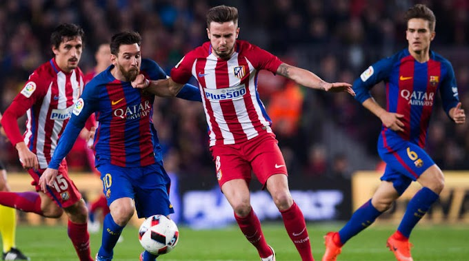 Saul wants 'more money' at Atletico amid Barca links