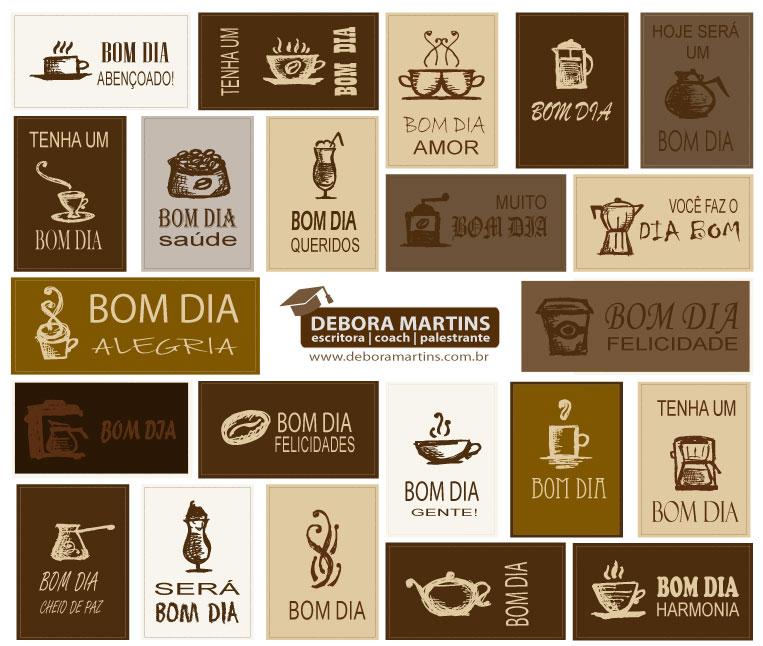 Frases Para Começar Bem O Dia Palestrante Debora Martins