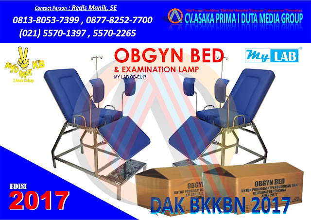 obgyn bed bkkbn 2017, obgyn bed 2017, kie kit bkkbn 2017, genre kit bkkbn 2017, plkb kit bkkbn 2017, ppkbd kit bkkbn 2017, iud kit bkkbn 2017,obgyn bed 2017