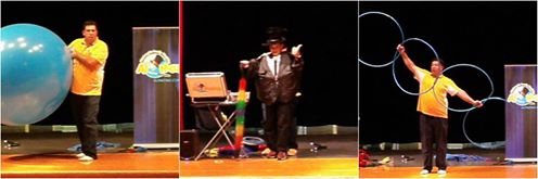 magic show pittsburgh al mazing stage show