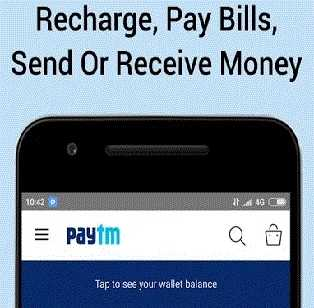 Paytm Apps, Digital India, Online Payment
