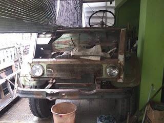 Bukalapak Mobil Klasik : Dijual Truk Unimog 411 Klasik - LAMONGAN