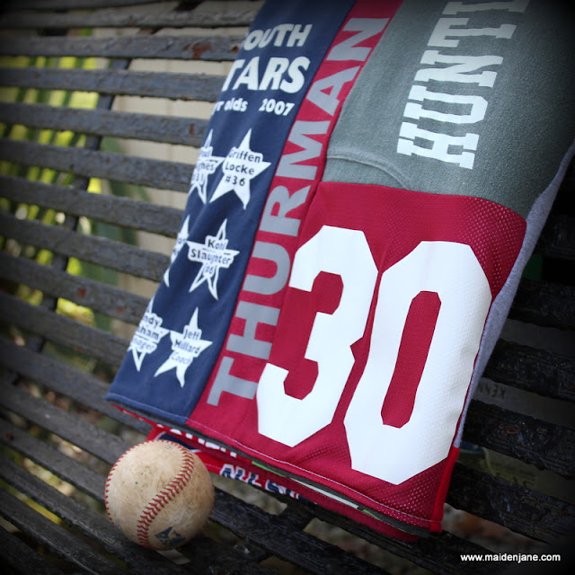 Baseball, Blankets, Backyards, Boys, and the Blues