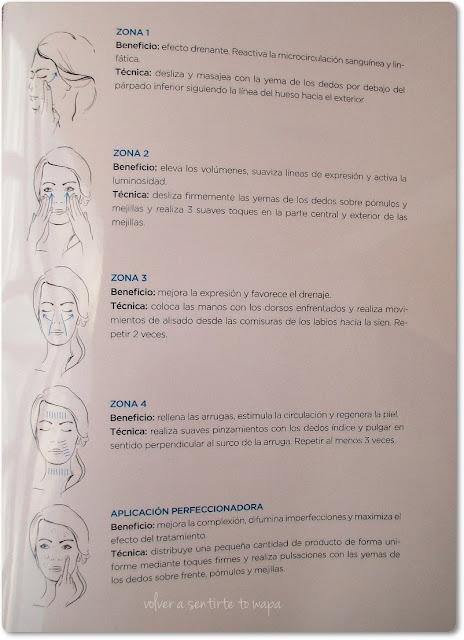 LIFTACTIV Supreme de VICHY Laboratorios, tratamiento antiarrugas sin parabenos - Método de Aplicación