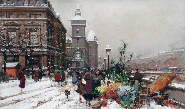 Eugene Galien-Laloue - French Painter (1854-1941)
