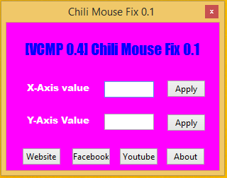 gta vice city mouse fix dll
