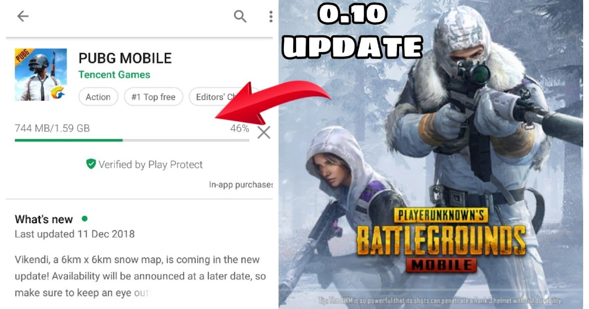 Pubg Mobile Apk Data Obb Download 0 12 0 Update 2019: Pubg 0.10.0 Official Update Download On Android