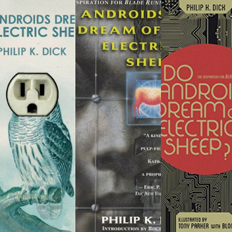 Clássicos da Ficção 4/13 | Do Androids Dream of Eletric Sheep? - Philip K. Dick