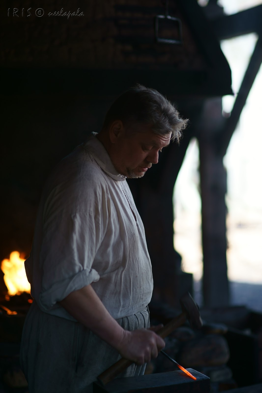 Colonial Blacksmith