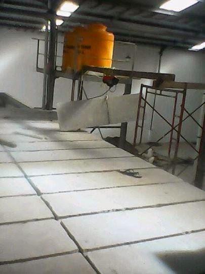 dokumentasi pemasangan panel lantai gedangan sidoarjo