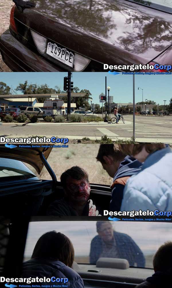 Cop Car HD 1080p Latino