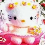 PATRON GRATIS HELLO KITTY AMIGURUMI 22010