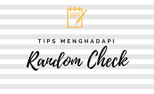 Tips Menghadapi Random Check imigrasi