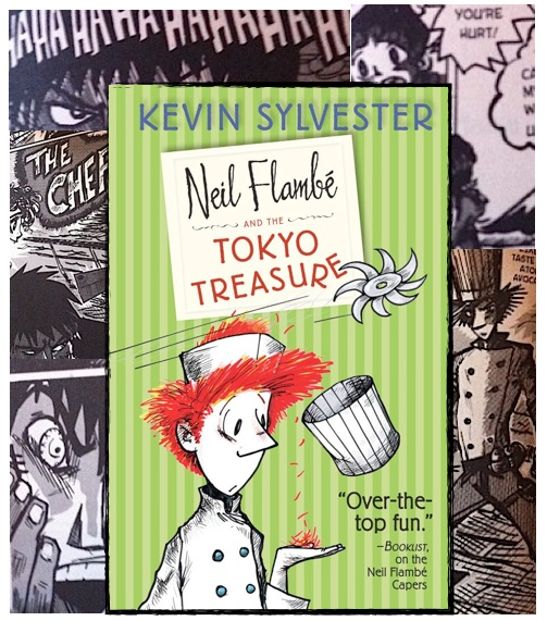 Neil Flambé and the Tokyo Treasure has been added