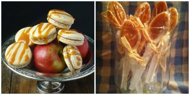 Yummy Caramel Treats   #caramel #fallrecipes #recipes #whimsywednesday