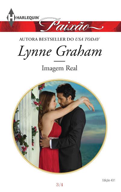 Imagem Real Harlequin Paixão - ed.431 - Lynne Graham