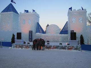 Bonhomme's Ice Palace.