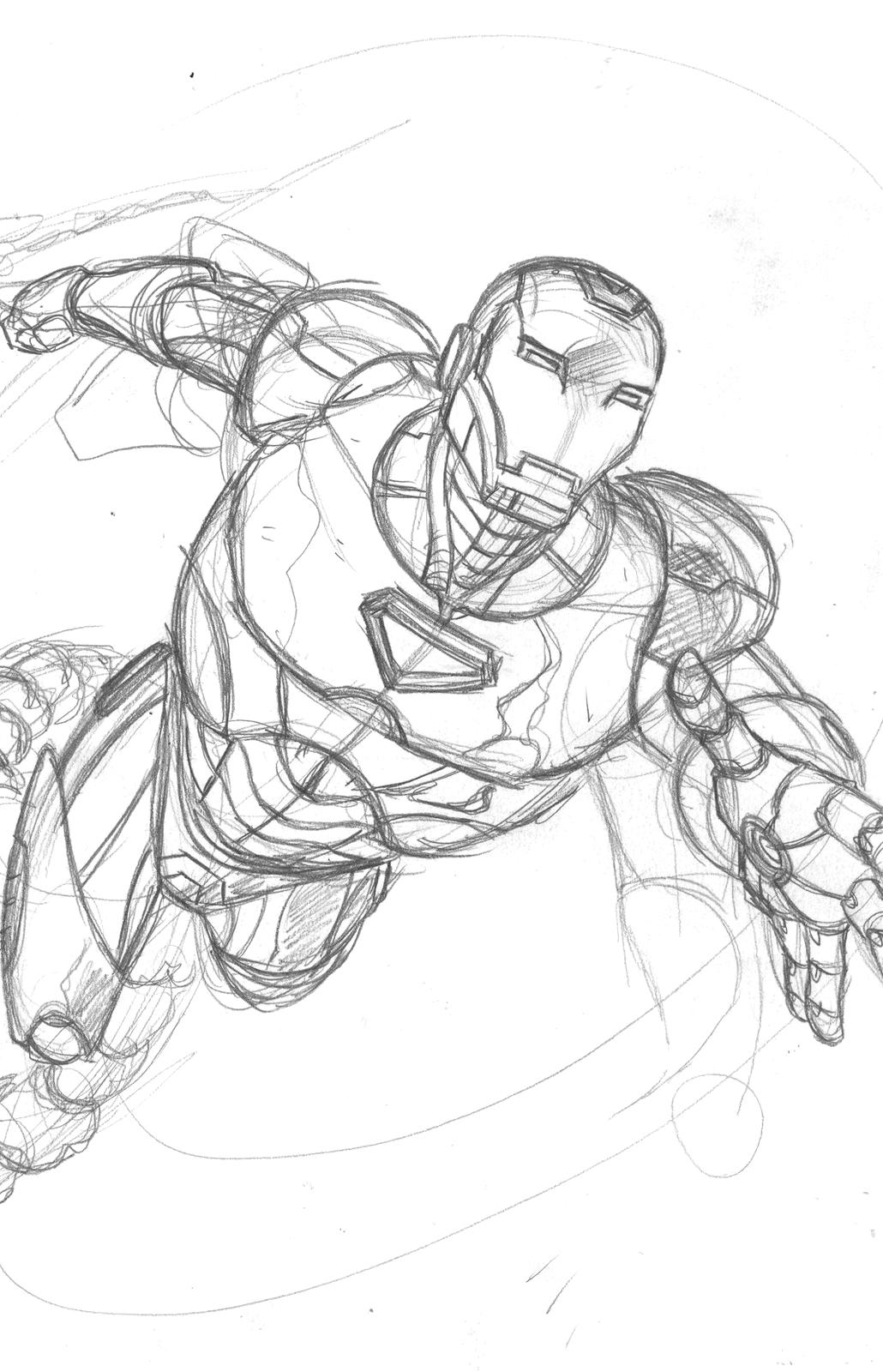 Iron Man Todas Sus Armaduras Trajes Y Versiones