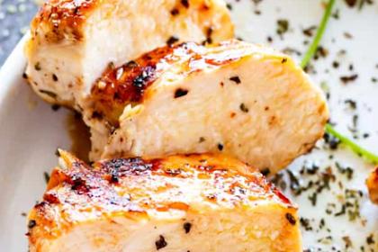 Juicy Stove Top Chicken Breasts Recipe
