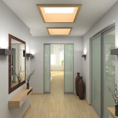 Дизайн коридора - прихожей в Волгограде